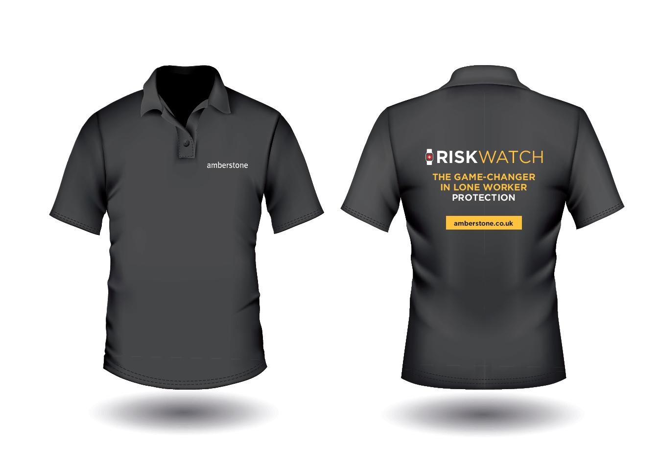 Amberstone RiskWatch t-shirt
