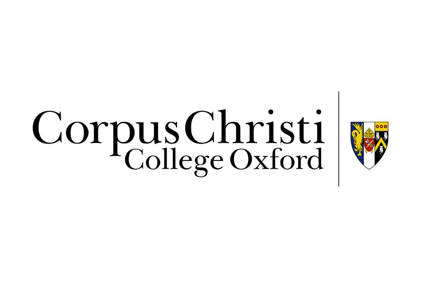Corpus Chrisit College Oxford full logo