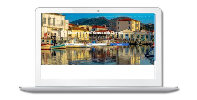 work sample_Chryssie's Greece web