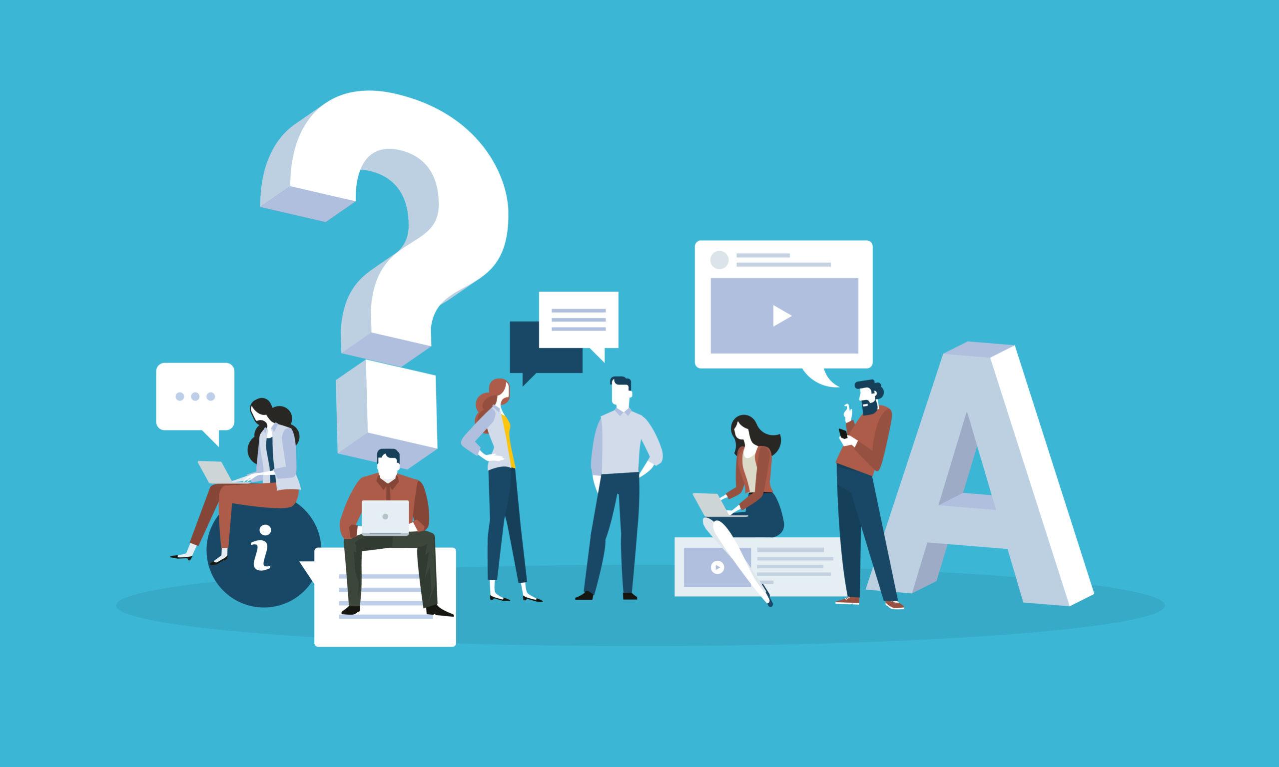 Social media FAQs