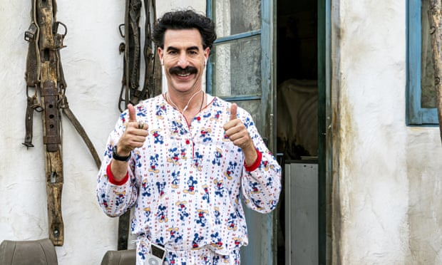 Kazakhstan adopts Borat's catchphrase in new tourism campaign