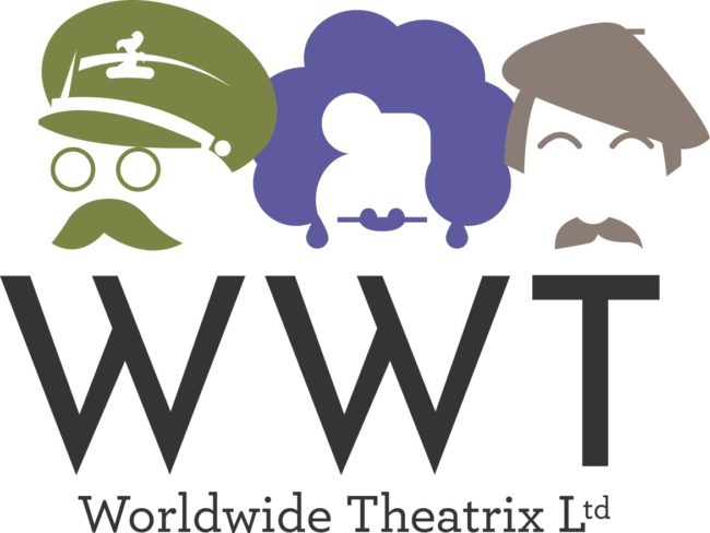 WWT brand identity by Network Design