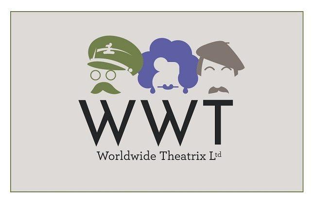 WWT branding by Network Design