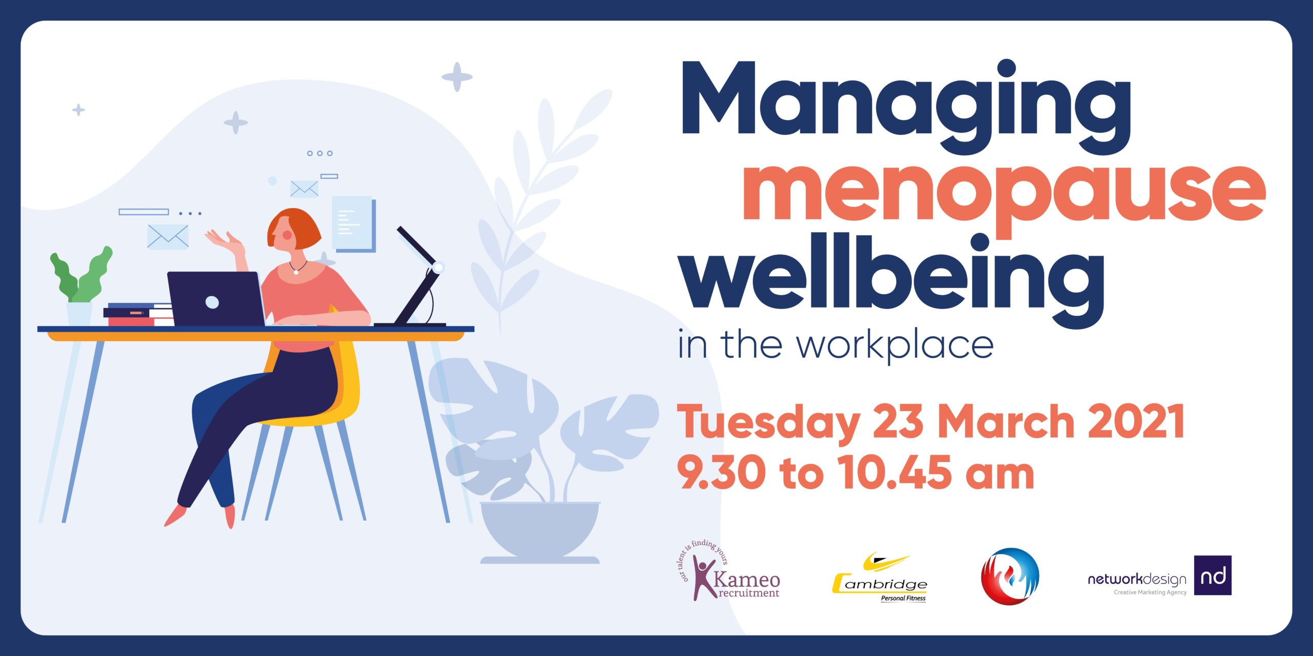 Managing menopause wellbeing in the workplace