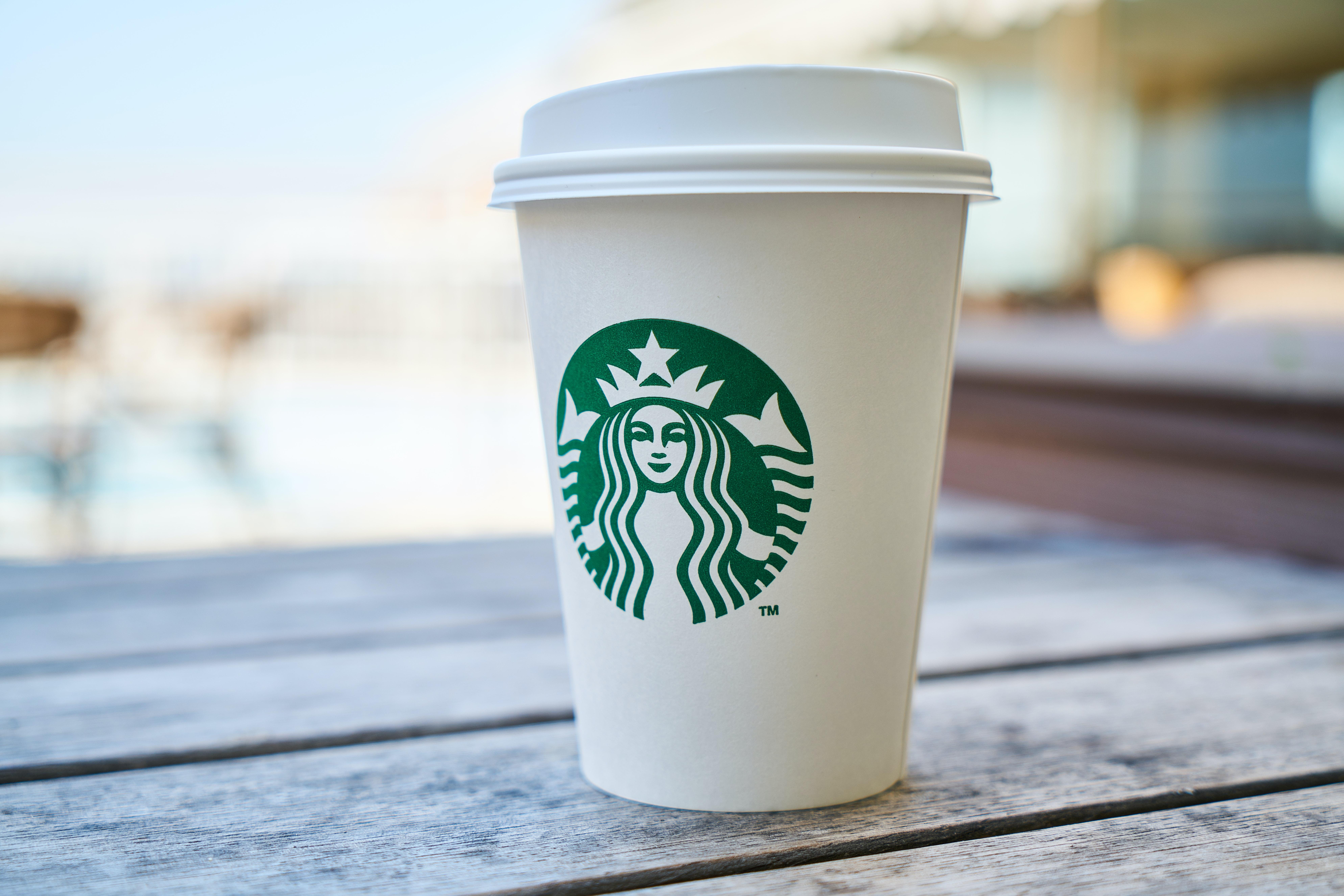 Starbucks strong brand